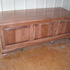 "58"" CALICO Hickory Heritage Chest"
