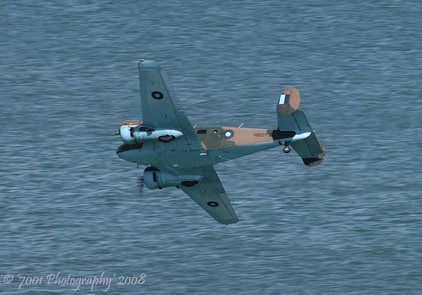 HB275 (G-BKGM) Beech C-45 - 14th August 2008.