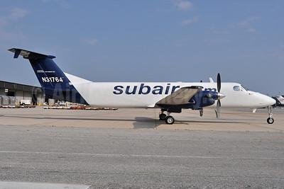 Suburban Air Freight (subair.com)-Pet Airways Beech (Raytheon) 1900C-1 N31764 (msn UC-53) BWI (Tony Storck). Image: 907825.