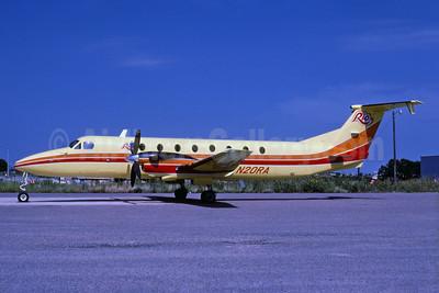 Rio Airways Beech (Raytheon) 1900C N20RA (msn UB-42) SPS (Robert E. Garrard). Image: 921821.
