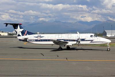 ACE (Alaska Central Express) Beech (Raytheon) 1900C N113AX (msn UC-41) ANC (Michael B. Ing). Image: 906917.