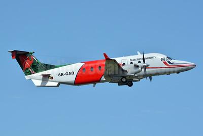 Trans Guyana Airways Beech 1900D 8R-GAQ (msn UE-363) OGL (Jay Selman). Image: 402972.