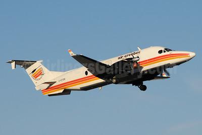 Air Creebec Beech 1900D C-FTQR (msn UE-129) YUL (Pierre Langlois). Image: 934145.