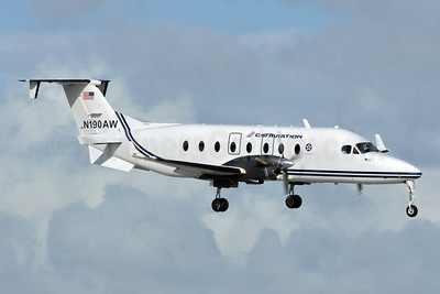 CSI Aviation Beechcraft 1900D N190AW (msn UE-382) FLL (Tony Storck). Image: 948863.