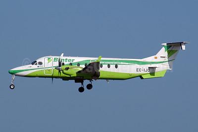 Binter Canarias Beech 1900D EC-IJO (msn UE-300) ACE (Ton Jochems). Image: 954200.