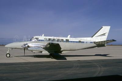 Air Gaspé Beech 99A CF-AGQ (msn U-82) YYY (Bruce Drum). Image: 104897.
