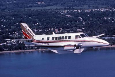 Air Vermont Beech C99 N97AV (msn U-205) (Jay Selman). Image: 403940.