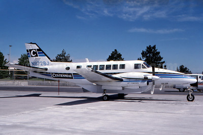 Airline Color Scheme - Introduced 1981