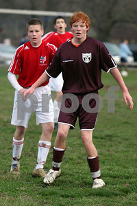 Beechmont Soccer Club U-15 boys Spring 09