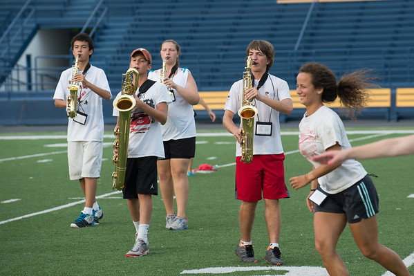 Band Camp 13 - Tuesday Evening