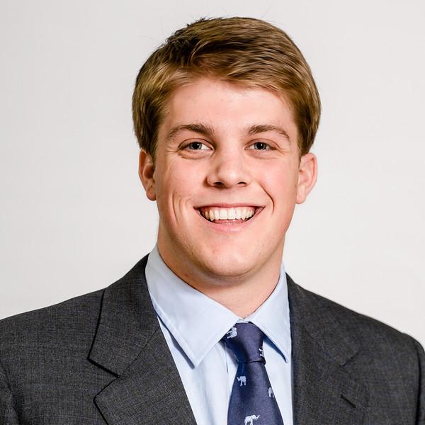 Jack Colligan, Beecken Scholar