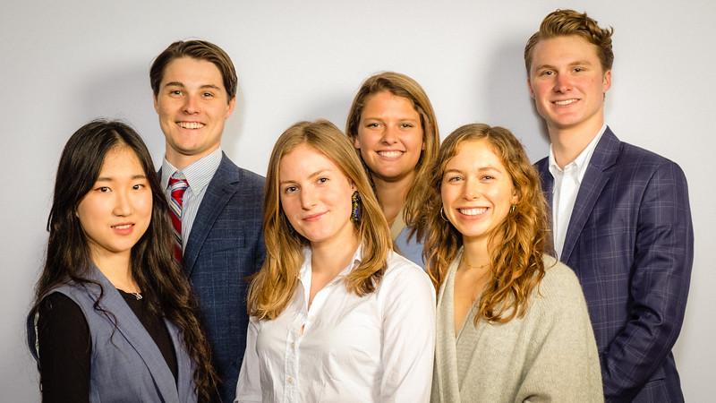 2018 Beecken Scholars