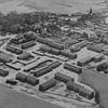 Luchtfoto Beekvelden in aanbouw