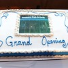 Beemers Pub & Grill on Main Street in Fitchburg held and official ribbon cutting on Thursday afternoon. The Cake at the ribbon cutting had a opictur e of the front of the bar on it. SENTINEL & ENTERPRISE/JOHN LOVE
