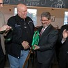 Beemers Pub & Grill on Main Street in Fitchburg held and official ribbon cutting on Thursday afternoon. SENTINEL & ENTERPRISE/JOHN LOVE