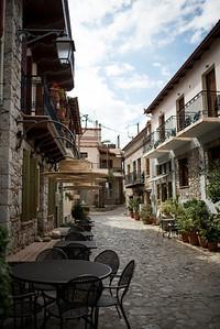 Laneway - Arachova, Greece