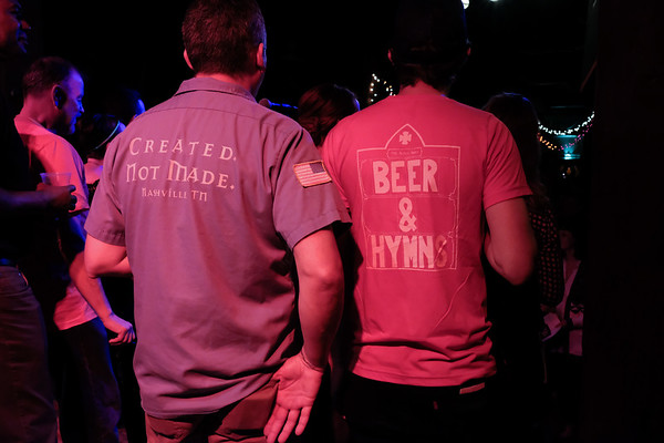 Beer and Hymns 101917