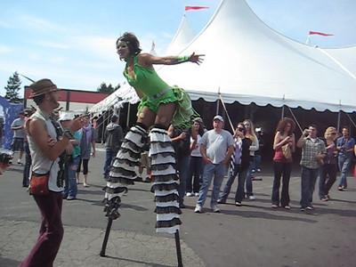 Lagunitas Beer Circus 2011