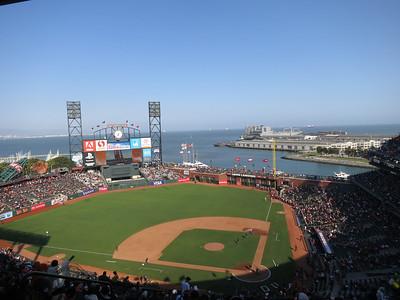 SF Giants Brewfest 2013