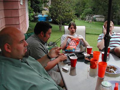 kcgeek BBQ 2004