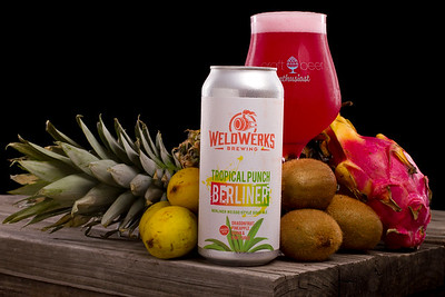 Weldwerks Brewing Company: Tropical Frui Berliner