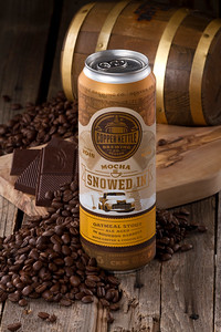 Copper Kettle Brewing Company: Snowed In - Mocha