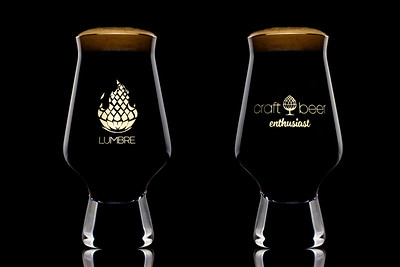 Craft Beer Enthusiast: Lumbre Glass
