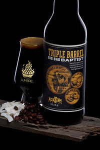 Epic Brewing Company: Triple Barrel Big Bad Baptist