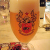 the witte on tap was interesting, tasted like juicy fruit gum
