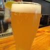 Blanche 4.8%, nice Belgian style wheat, refreshing
