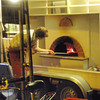How cool is this? A mobile pizza oven! Someone at home should get on this one...