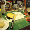 some aged cheese to go with, surprised me a little that the beer would not stand up to it.