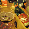 first oude kriek I'd had from Mort Subite, not as good as some others, I like more sour