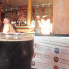 Coconut porter at Swans after seeing Cirque du Soleil's Quidam, yummy 09/09/12