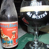1979 St. Sixtus, can you believe the head that's still there? Damned good beer!