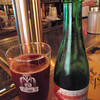 first time for 3 Fonteinen, this sour kriek was yummy