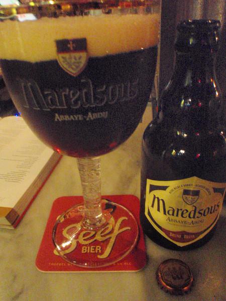 more dark beer