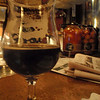 Chatting with a couple of locals I was directed to try a Péché Mortel, stout Imperial au café. I was not disappointed. Of course by this time I forgot to snap a shot of the Fumée de Chamvre if I read the board right. It's a nice example of a Rauchbier. Then it was time to go home.