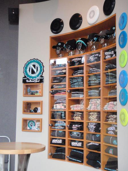 MJ, Ninkasi Brewing, Eugene November 2011