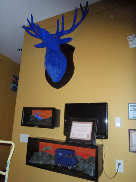 Phillips brewery tour, home of the Blue Buck 07/09/12