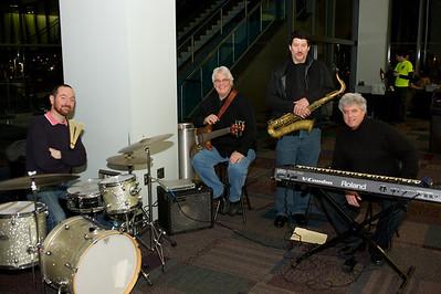 The Steve Schmidt Quartet at the 2012 CincyBeerfest