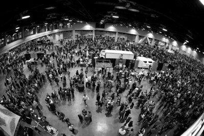 8000 in attendance at the 2012 CincyBeerfest