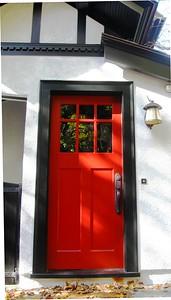 New Life of the Old Door