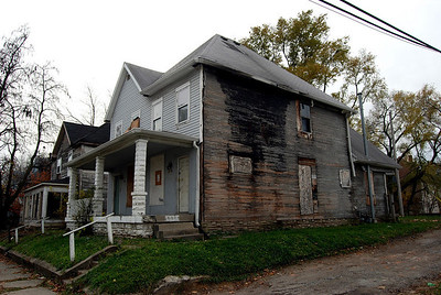 Before: Major renovation project in Indianapolis.