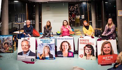 2017 Vælgermøde i Klatten