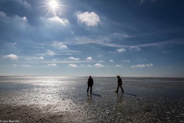 2018 Høj sol over Vadehavet