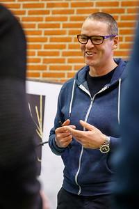 Foredrag med Jan Elhøj