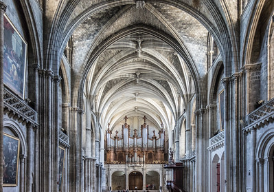 Cathedrale Saint-Andre , Bordeaux