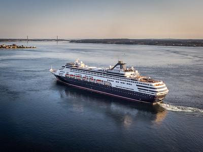 Krydstogtskib Vasco Da Gama