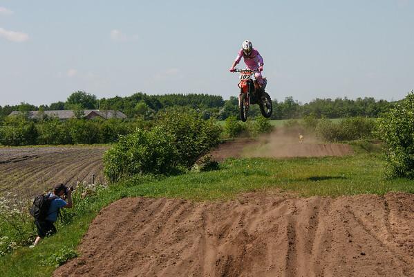 Motorcross i Kølkær